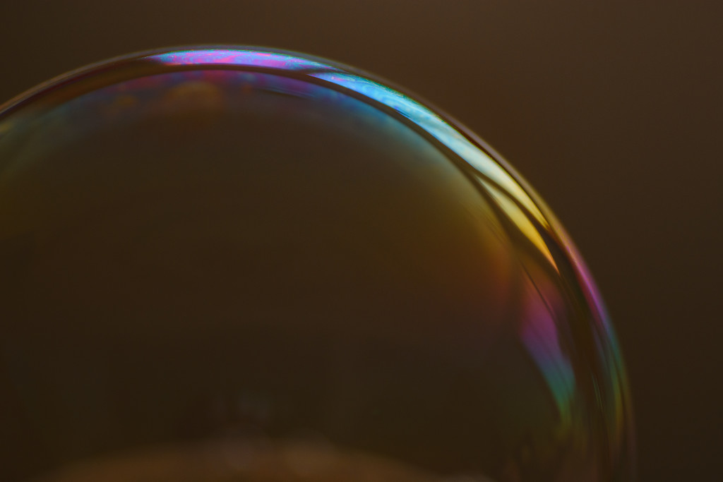 bubble, not frozen... by jackies365