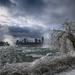 Frozen Fairytale Landscape