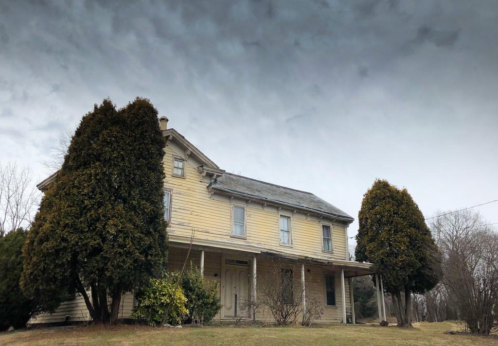 House on a Hill by loweygrace