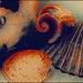 Shells a la O'Keeffe