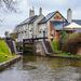 Rainy Canal Walk