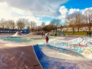 11th Feb 2019 - Skate park