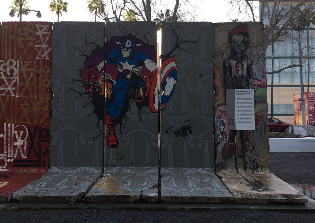 Berlin Wall by handmade