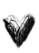 12th Feb 2019 - heart wings