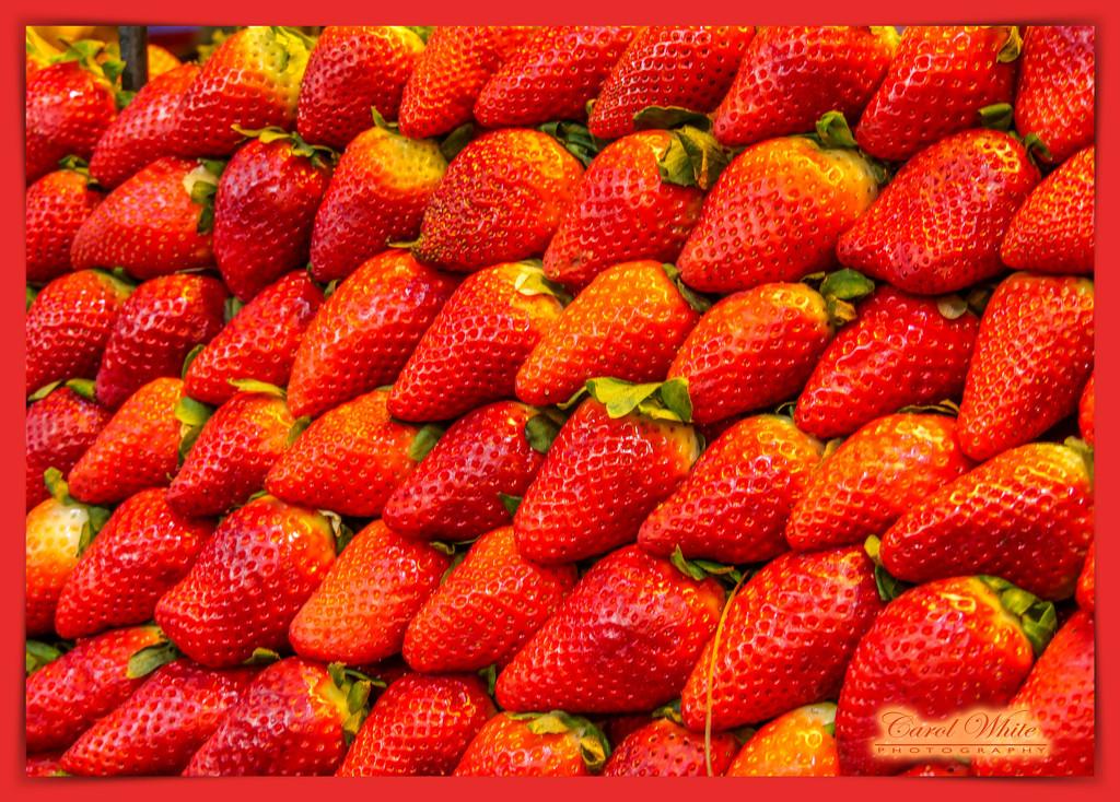 Strawberries by carolmw