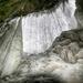 Behind DeCew Falls