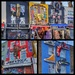 A collage of some of the brilliant shop fronts on way to Camden market