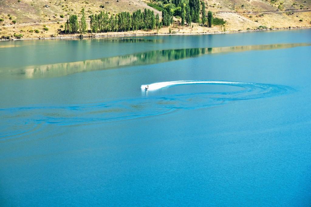 Clyde Dam by maggiemae