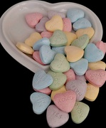 13th Feb 2019 - Candy Hearts