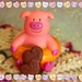 Happy Valentines Day, Love Piggy