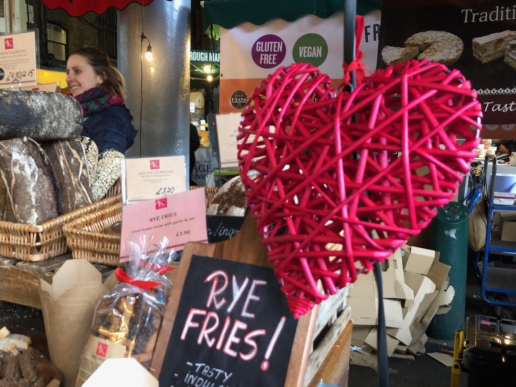 Love Borough Market by bizziebeeme