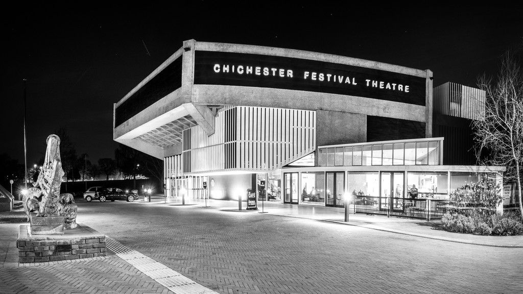Chichester Festival Theatre by humphreyhippo