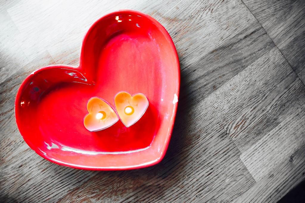 Happy Valentine's Day! by casablanca