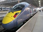 14th Feb 2019 - Javelin Fast Train