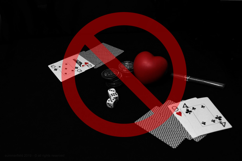 don't gamble with love by summerfield