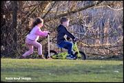 15th Feb 2019 - Children having fun