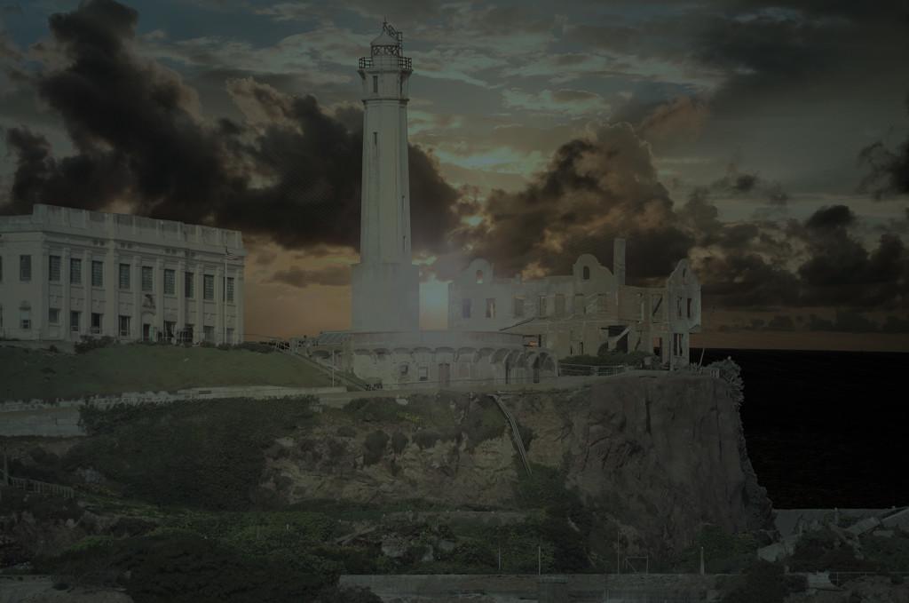 Alcatraz by mikegifford