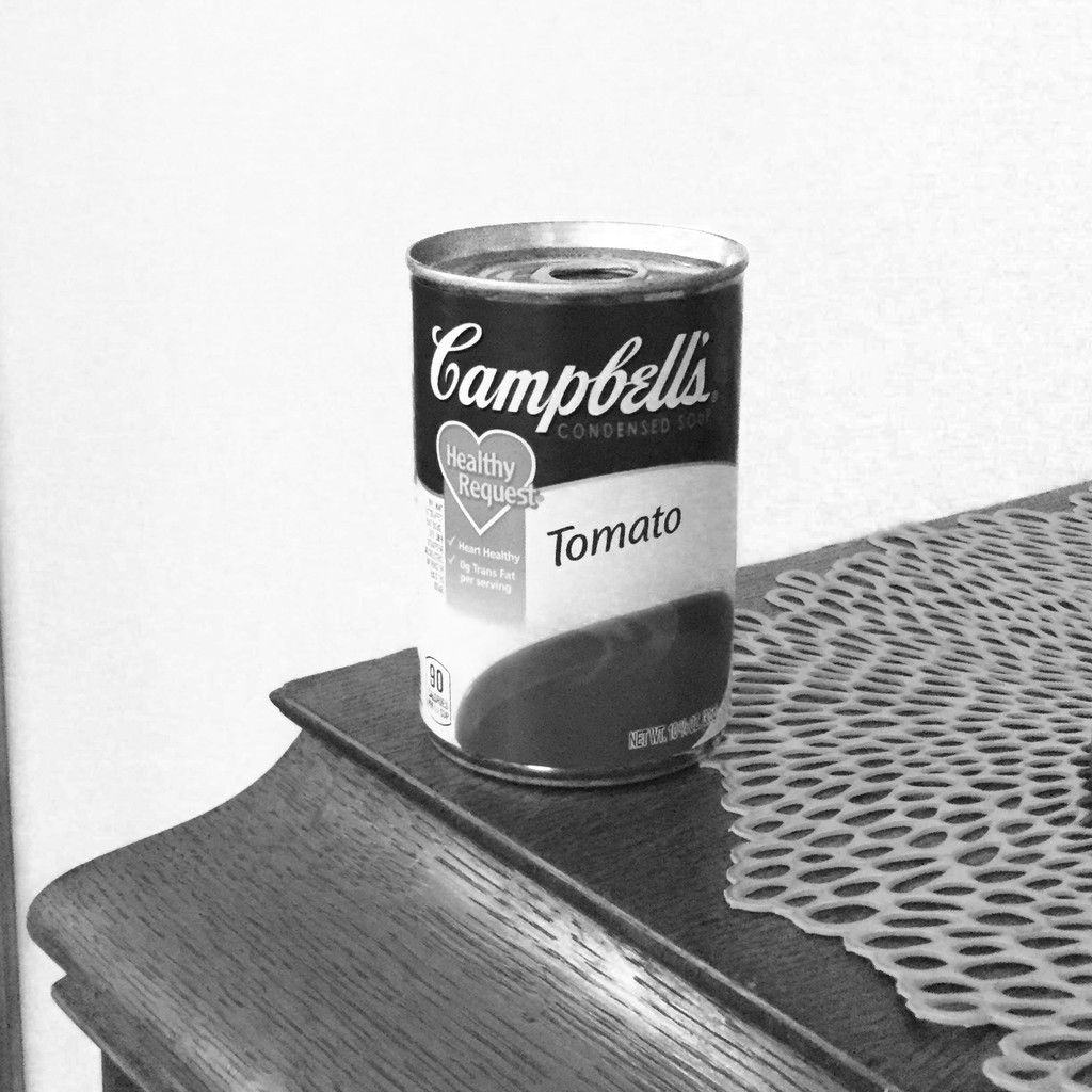 Soup Can #5 by mcsiegle