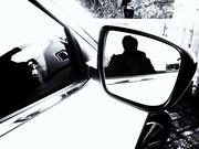 16th Feb 2019 - Stranger in the mirror