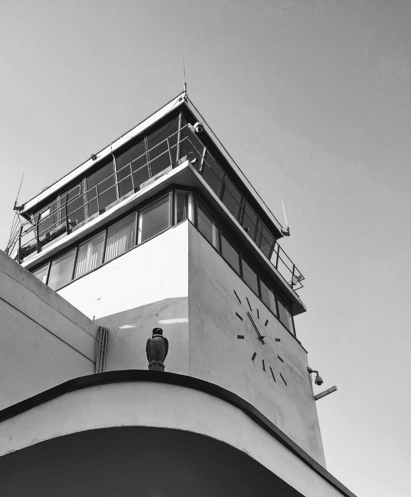Shoreham Airport - Air Traffic Control by 4rky