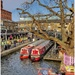A colourful Camden Lock