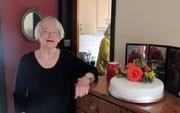 16th Feb 2019 - 80th Birthday Cake