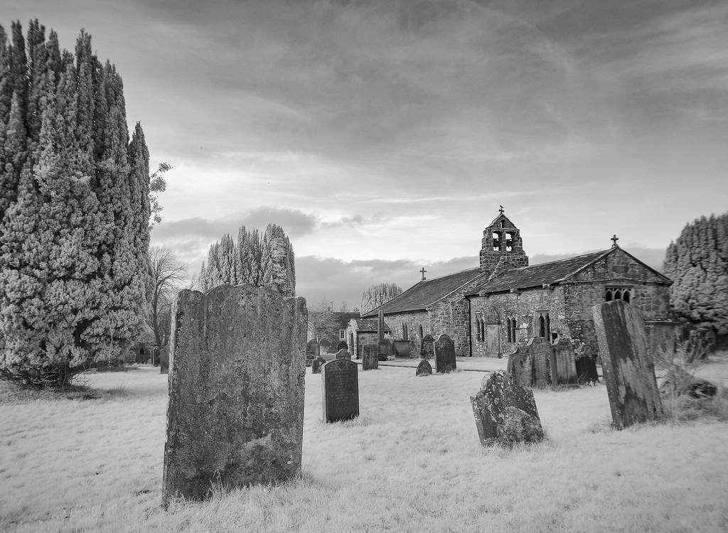 Dean Churchyard by ellida