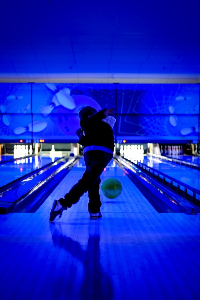 Michael Jackson bowling by vera365