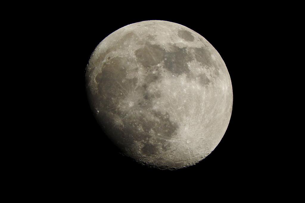 It's a bumpy moon by homeschoolmom