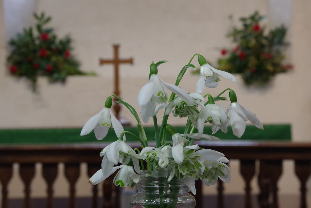 Snowdrop Church by 30pics4jackiesdiamond