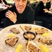 Oysters at Searcys