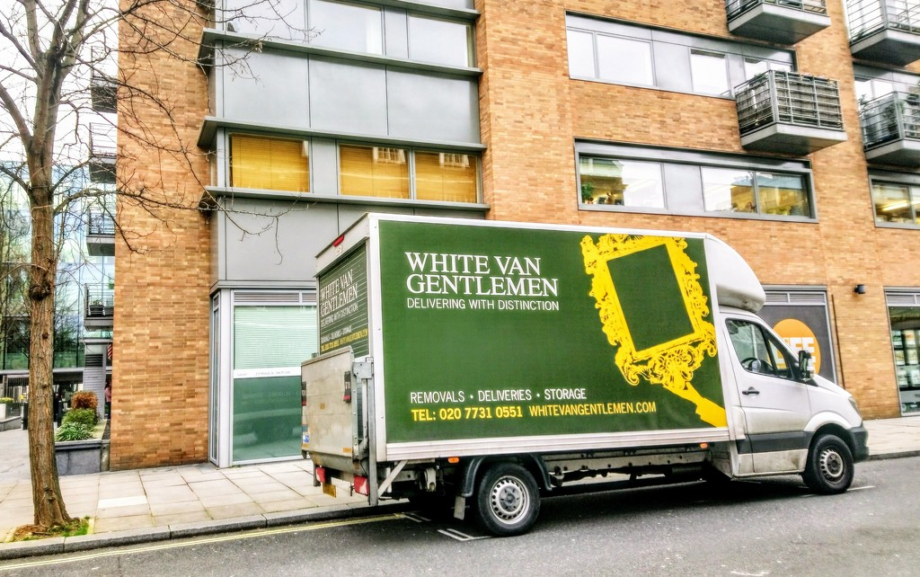 White Van Gentlemen by boxplayer
