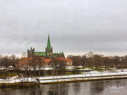 18th Feb 2019 - Nidaros Cathedral