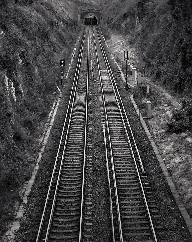 Railway Cut by 4rky