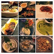 8th Feb 2019 - Collage of food at Tygr