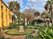 19th Feb 2019 - Old Unitarian Church cemetery in Charleston