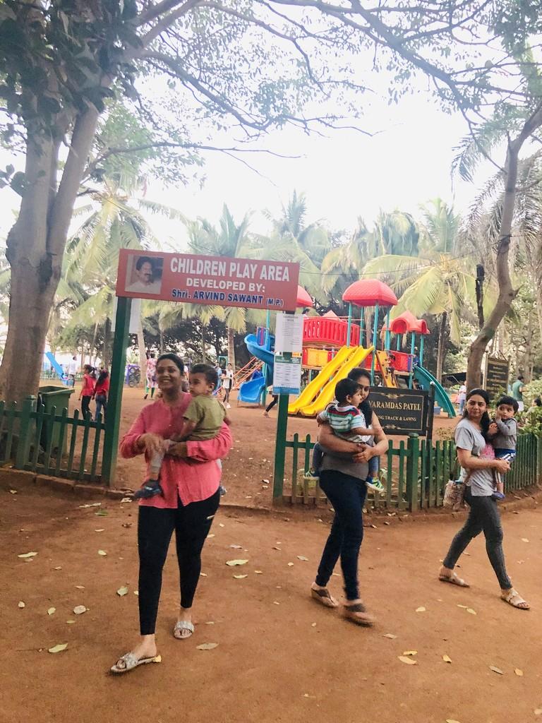The children's park by veengupta