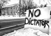 20th Feb 2019 - Neighborhood Protesting