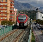 20th Feb 2019 - 190220 - Train at Los Boliches