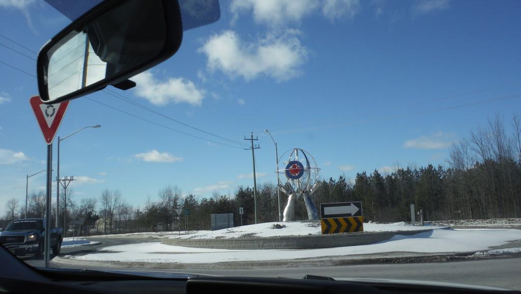 RCAF Roundabout by spanishliz