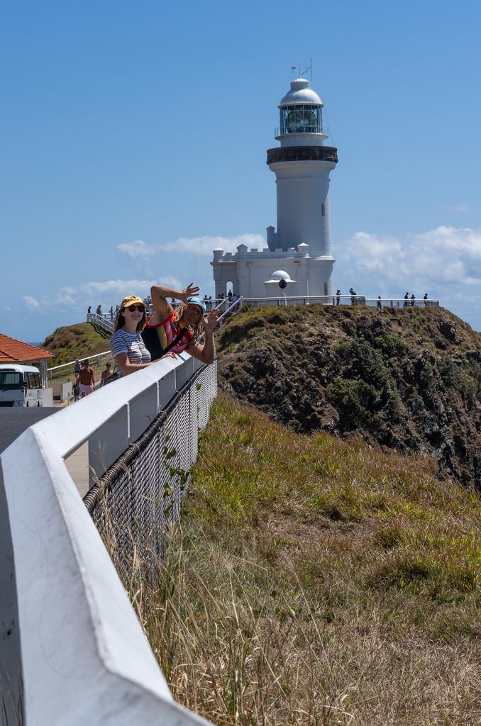 lighthouse antics  by sugarmuser