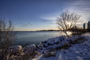 22nd Feb 2019 - Winter Shoreline