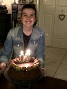 21st Feb 2019 - My birthday girl