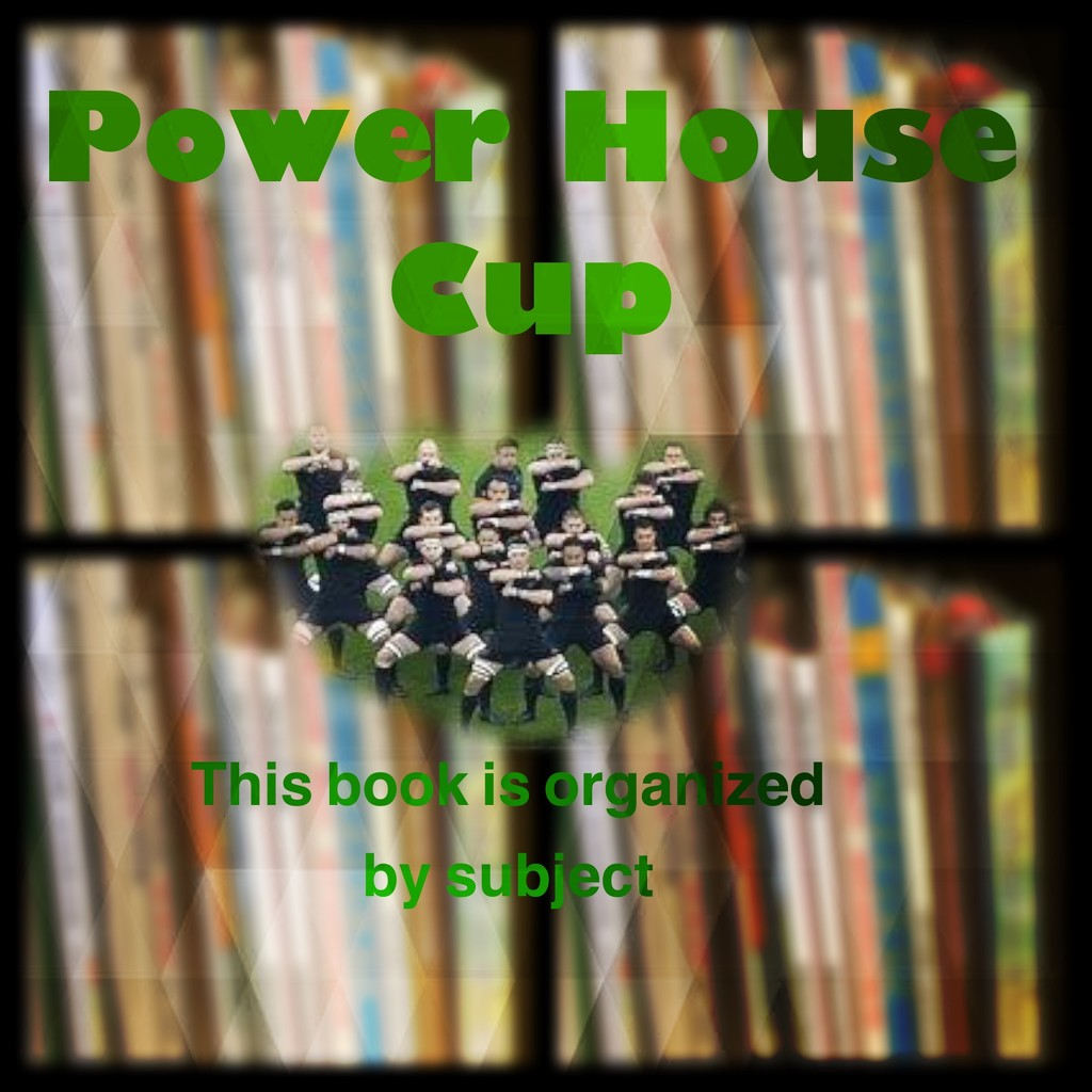 Power House by jacqbb