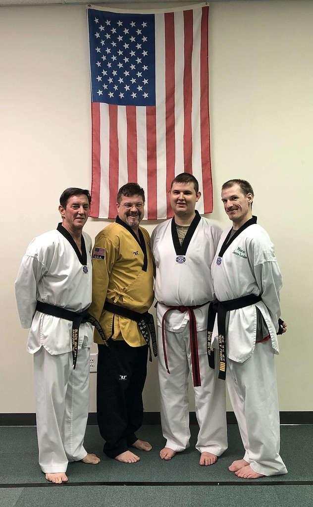 Black Belts by homeschoolmom