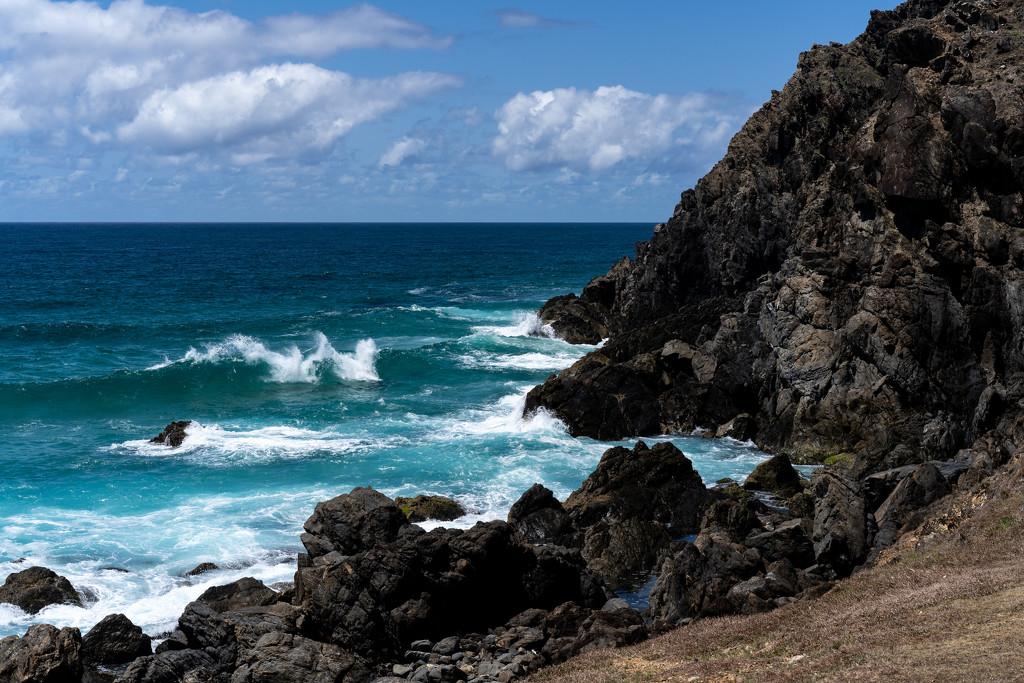 Byron coast by sugarmuser