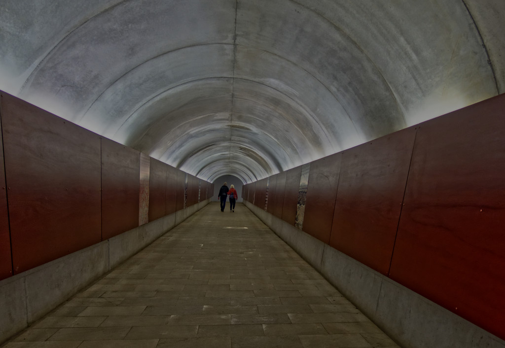 190221 - Tunnel to the Alcazaba, Malaga by bob65