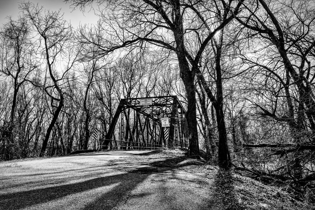 Pryor Creek Bridge--FoR by samae