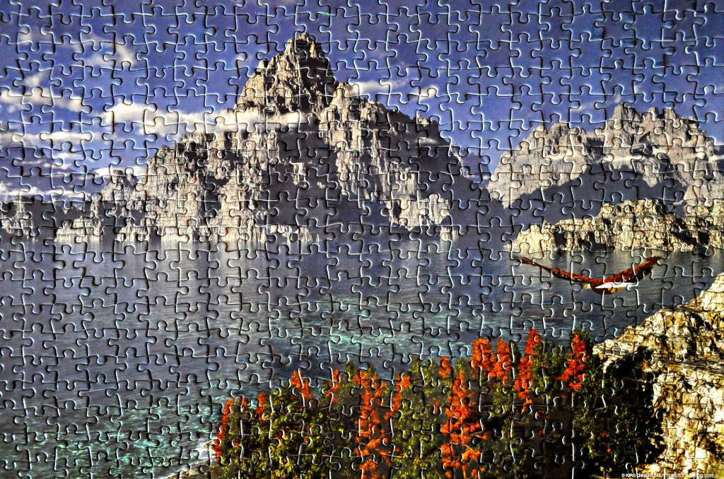 Another puzzle completed. by sailingmusic