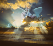 21st Feb 2019 - maybe someday i will be  somebody's guardian angel